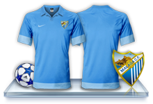 Camiseta Málaga CF para avatar 15-3f77e5f