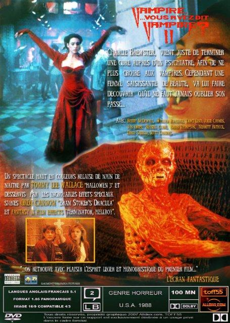 Vampire, vous avez dit vampire ? I et II ou, titres Original : Fright Night E-et-cie-vampire-...ire-2-02-4025457