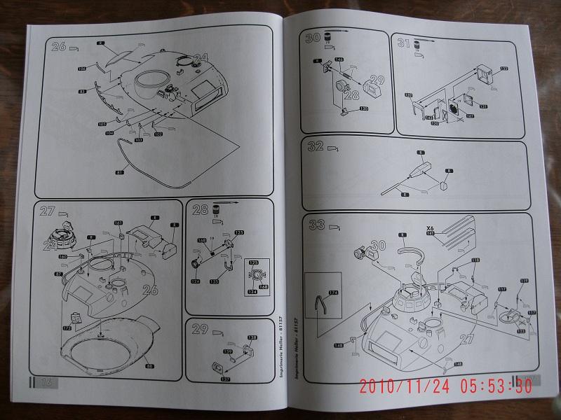 """Amx 30B2 """"Opération Daguet"""" Heller 1/35 Upgrade Ref 81157 Apdc0477-3eeb685"""