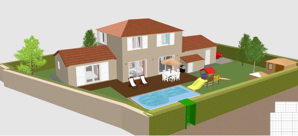 Besoin d 39 avis sur plan de maison de 90 20 m2 en r 1 76 for Plan maison sud