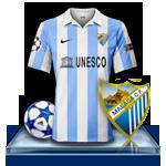 Camiseta Málaga CF para avatar 1-3f77f72