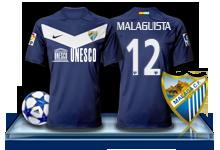 Camiseta Málaga CF para avatar 9-3f780e3