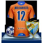 Camiseta Málaga CF para avatar 6-3f78127