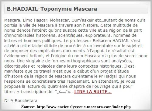 """Histoire du toponyme ""MASCARA"""" 20.m.top.imp-412efa9"