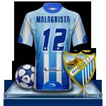 Camiseta Málaga CF para avatar 2-3f78113